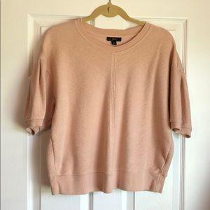 Soft knit J Crew short sleeve sweater